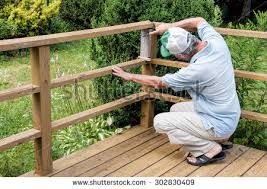 deck railing stock images royalty free images u0026 vectors