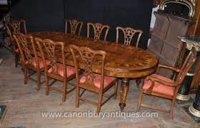 antique kitchen table chairs antique dining sets victorian mahogany walnut regency rustic