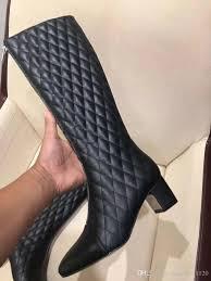 8072good quality new women men tall knee high short style rubber