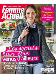 femme actuelle cuisine femme actuelle abonnement magazine edigroup