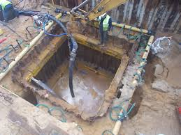 Basement Dewatering System by Construction And Mine Dewatering R U0026r Rentals