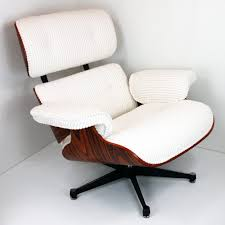Types Of Chairs by Designer Rosewood Corduroy Lounge Chair And Ottoman Inspired By