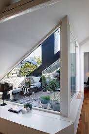 Schlafzimmer Dachgeschoss Einrichtung Dachterrasse Gestalten Und Dadurch Den Innenraum Erweitern Home