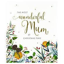 mum greetings cards john lewis