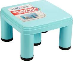 Plastic Stool Buy Nayasa Strong Plastic Stool Cream Online At Low Prices In