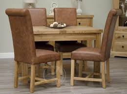 Rustic Oak Dining Tables Small Extendable Dining Table Best Gallery Of Tables Furniture