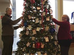adopt an angel tree loaded with 500 children in need of holiday