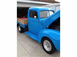 Classic Ford Truck 1940 - 1940 ford pickup for sale classiccars com cc 768787