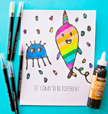 12 beautiful black glue crafts the best ideas for kids