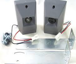 garage door sensor wire raynor pec r3 garage door opener replacement safety sensors