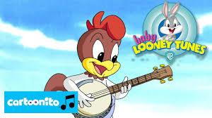 baby looney tunes song foghorn u0027s barnyard song cartoonito