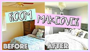 affordable room makeover before after belinda selene youtube