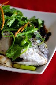 cuisine vapeur asiatique poisson à la vapeur recette traditionnelle chinoise 196 flavors