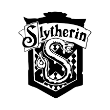 Harry Potter House by Slytherin Harry Potter House Badge Crest Graphics Svg Dxf Eps Png