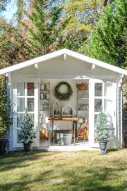 chip and joanna gaines garden the most charming garden sheds on pinterest southern living