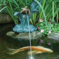 Pacific Aquascape Fountains U0026 Fountain Nozzles Pondusa Com