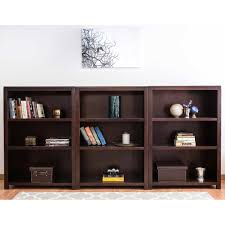 wooden corner bookcase bookcases costco