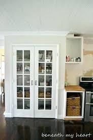 kitchen pantry doors ideas pantry door size standard pantry door size best pantry doors ideas