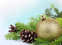 picture christmas christmas tree balls branches pine cone holidays