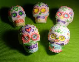 dia de los muertos sugar skulls dia de los muertos day of the dead horror novel reviews