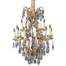 vintage eighteen light stiffel chandelier for sale at 1stdibs