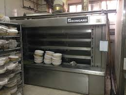 benier gostol gopan 3000 p h complete bread production line exapro