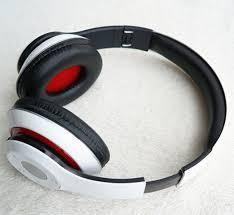 headband mp3 sport headband wireless headphone with memory card slot mp3