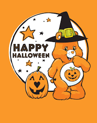 care bear halloween scary zany halloween crazy pinterest