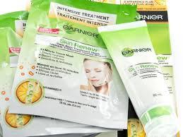 Serum Vitamin C Garnier new garnier skin renew spot treatment masks