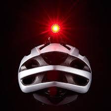 Motorcycle Helmet Lights Cateye Volt 400 Duplex Helmet Light Hl El462rc H