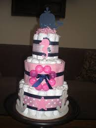 Diaper Centerpiece For Baby Shower by Best 10 Whale Diaper Cake Ideas On Pinterest Diaper Cakes For