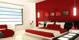 red and blue bedroom bedroom heavenly modern red and blue bedroom decoration using