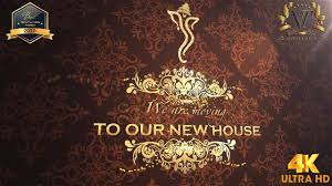 Housewarming by House Warming Ceremony Invitation Video Vtev013 Youtube