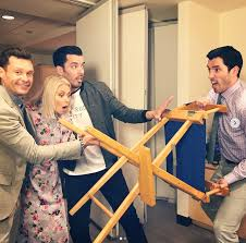 Propertybrothers Property Brothers Room Makeover Live With Kelly And Ryan