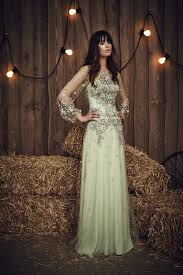 and green wedding dresses packham bridal 2017 collection vogue