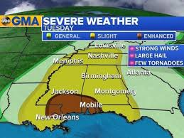 9 tornadoes reported in louisiana mississippi at least 31