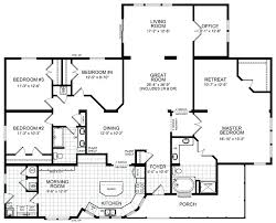ranch style floor plans with basement basement design plans modular homes with basement floor plans