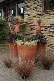 Garden Craft Terra Cotta Marker - 80 best clay pot upcycle images on pinterest pots clay pot