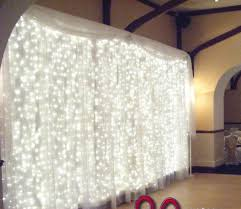 wedding backdrop lights for sale hot sale wedding decoration wedding backdrop curtain include led