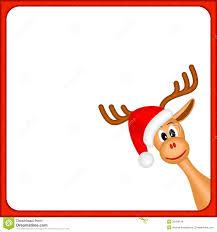 reindeer border clip art u2013 101 clip art