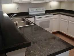 Black Laminate Countertops With White Cabinets  Great Black - Black laminate kitchen cabinets