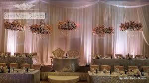 muslim wedding decorations sani mar decor wedding decorations muslim wedding stage