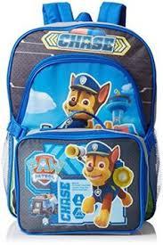 paw patrol backpack u0026 lunch kit nickelodeon