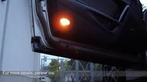 360 degree shine 5 smd t10 wedge light led door lights spotted on