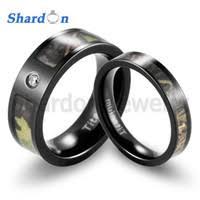 camo wedding ring sets wholesale camo wedding ring sets buy cheap camo wedding ring