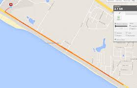 Panama City Beach Map Panama City Beach 5k U2022 Panama City Beach Marathon