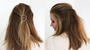 Schnelle Frisuren F Lange Haare Mit Pony by Bob 10 Schnelle Und Einfache Stylingvarianten Für