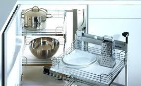accessoir cuisine accessoire pour cuisine ensemble magic corner ii pour armoires de