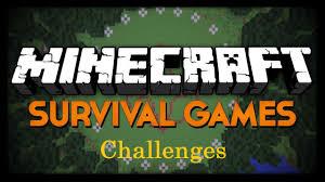 Challenge Minecraft Survival Challenges Minecraft