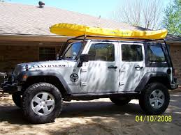 roof rack for freedom top to carry kayaks page 3